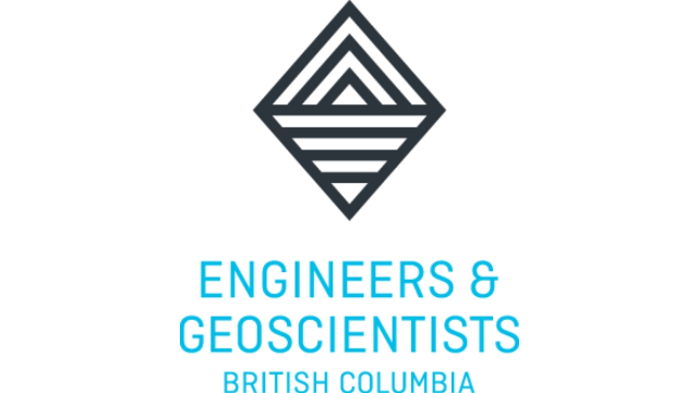 ENGINEERS AND GEOSCIENTISTS BC logo