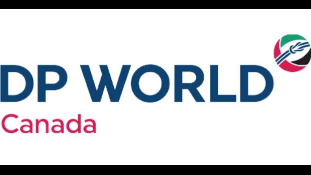 DP WORLD CANADA logo