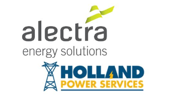 Holland Power Services/ Alectra Energy Solutions Inc. logo